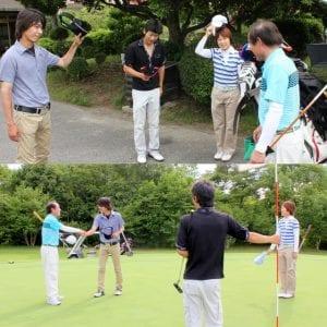 ゴルフマナー