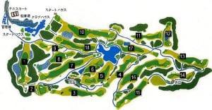 ゴルフ場 18ホール