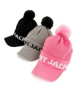 ジャックバニーのニット帽