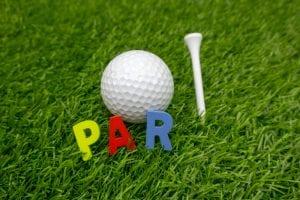 ゴルフ パー
