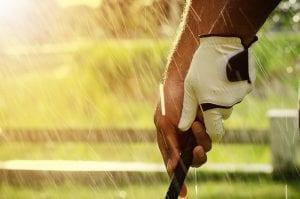 ゴルフ 天気