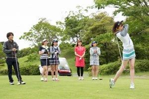 女性や初心者が楽しめるゴルフコース