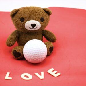 好きな人のためにゴルフ始めました♡