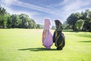 ゴルフは出会いのきっかけ