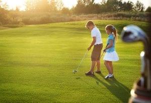 ゴルフで性格を見抜こう!