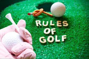2019年1月1日からゴルフのルールが優しくなった?!