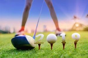 ゴルフのベストシーズン