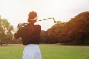 ゴルフ おすすめ ヘアスタイル