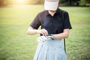 ゴルフ 髪型 ルール
