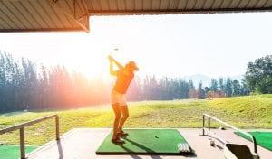 ゴルフ 練習着