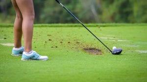 ゴルフ シューズ 練習