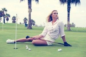 ユニクロ ゴルフウェア