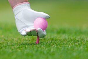 ゴルフ 練習 グローブ