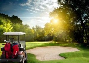 ゴルフ 日焼け止め