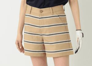 ゴルフ 夏 服装 女性