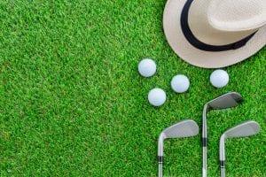 夏 ゴルフ 女性 服装