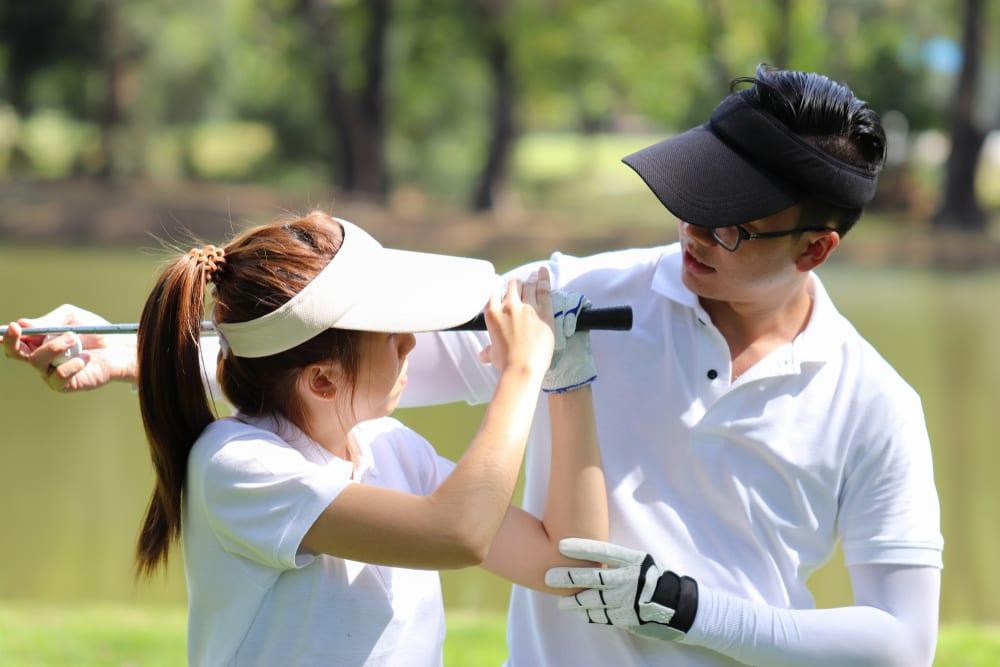 ゴルフ マナー 行くまで