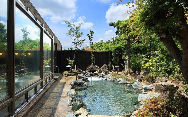 ゴルフ場 お風呂 温泉