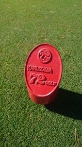軽井沢72ゴルフ レディースティー