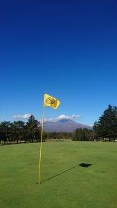 軽井沢72ゴルフピン
