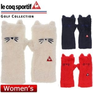 冬 ゴルフ 服装