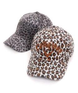 秋ゴルフ 帽子