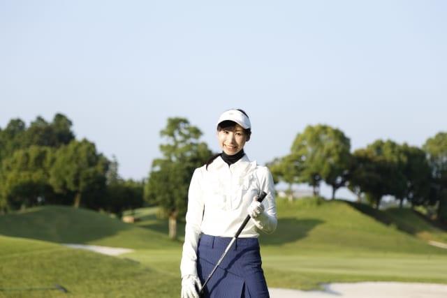 ゴルフ観戦 服装