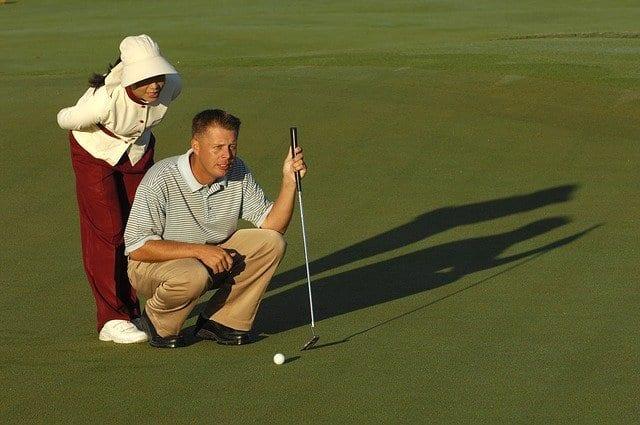 ゴルフ趣味