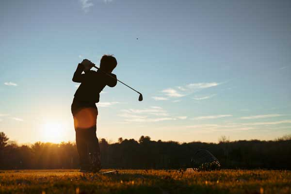 ゴルフの常識7