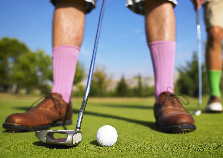 ゴルフプレー時間