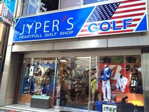 jypers  ゴルフ