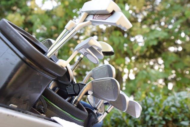 golf takeback