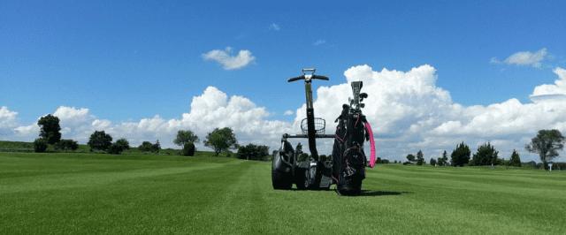 セグウェイ ゴルフ