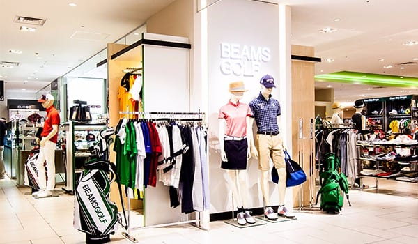 beamsゴルフ