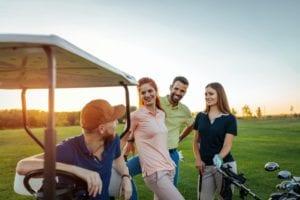 ゴルフ お洒落 ファッション