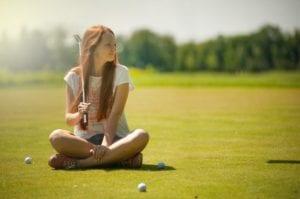 ゴルフ 人生