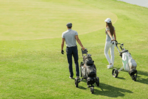ゴルフ 夫婦