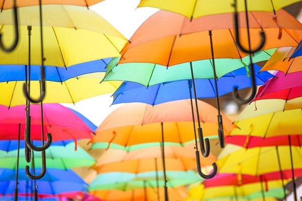 雨 ゴルフ