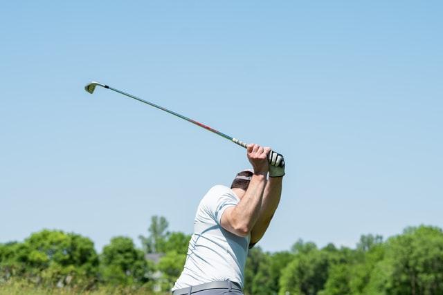 ゴルフ 前傾姿勢 練習